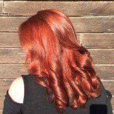 jaelene red head